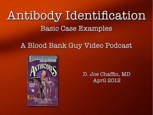 Antibody ID Part 2 Cover