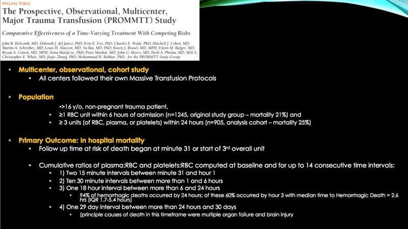 Tran slide 7-PROMTT Study Summary