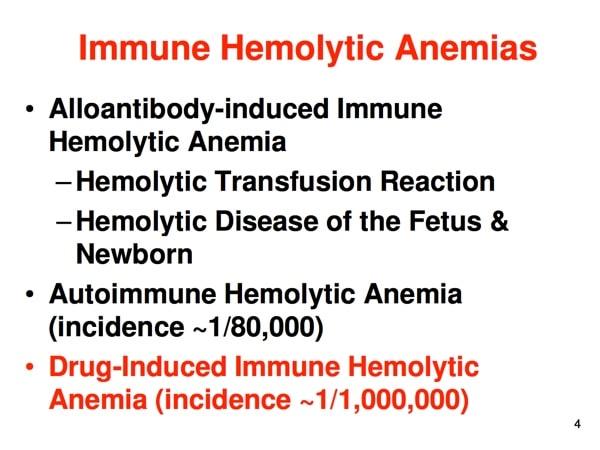 Natural Ways To Treat Aplastic Anemia