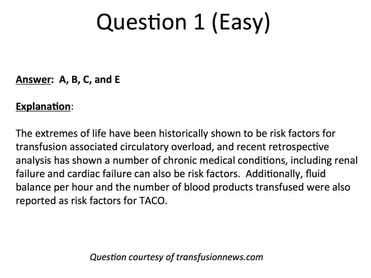 Booth Slide 10 - Question 1 Explanation