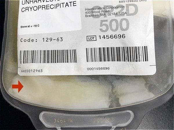 019: Cryoprecipitate with Joe Chaffin