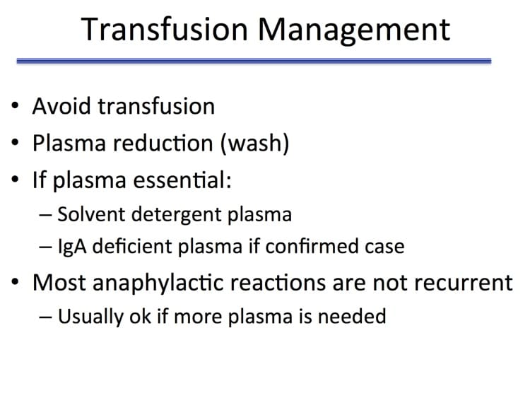 Savage Slide 9 - Managing patients who have had severe allergic (anaphylactic) reactions