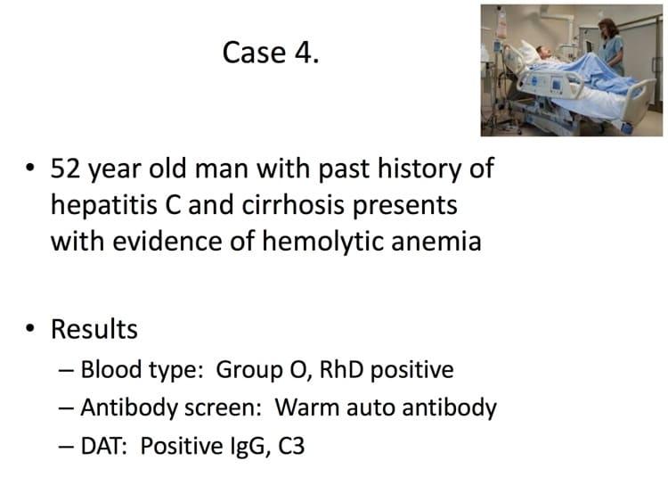 Delaney Slide 10 - Case 4 Description