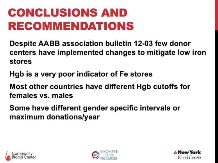 Slide 10 - Conclusions