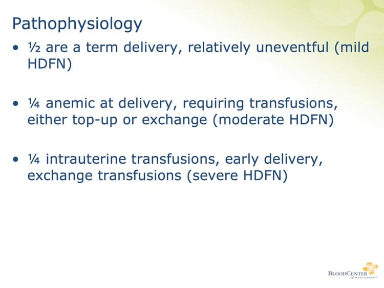 Denomme Slide 3 - HDFN Outcomes
