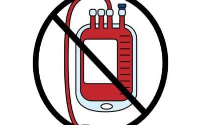 Bloodless medicine logo