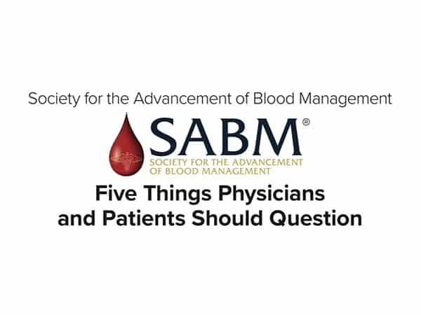 067CE: Wiser Blood Management Choices with Carolyn Burns